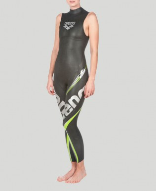 Women's CARBON Triwetsuit Sleeveless