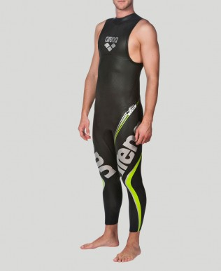 Men's CARBON Triwetsuit Sleeveless