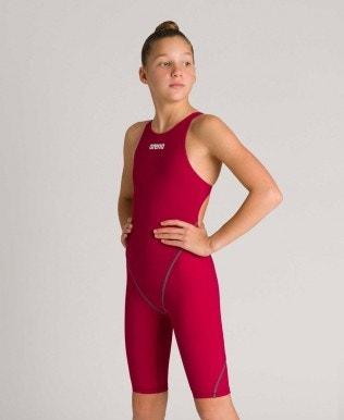 Powerskin ST 2.0 für Mädchen offener Rücken – FINA genehmigt