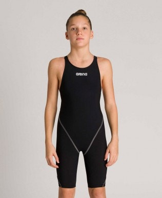 Girls' Powerskin ST 2.0 Youth Open Back – FINA approved