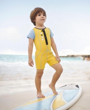 Arena Water Tribe Kids Warmsuit