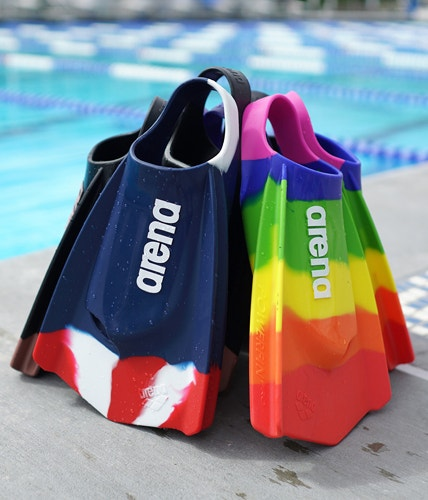 Fins and training accessories