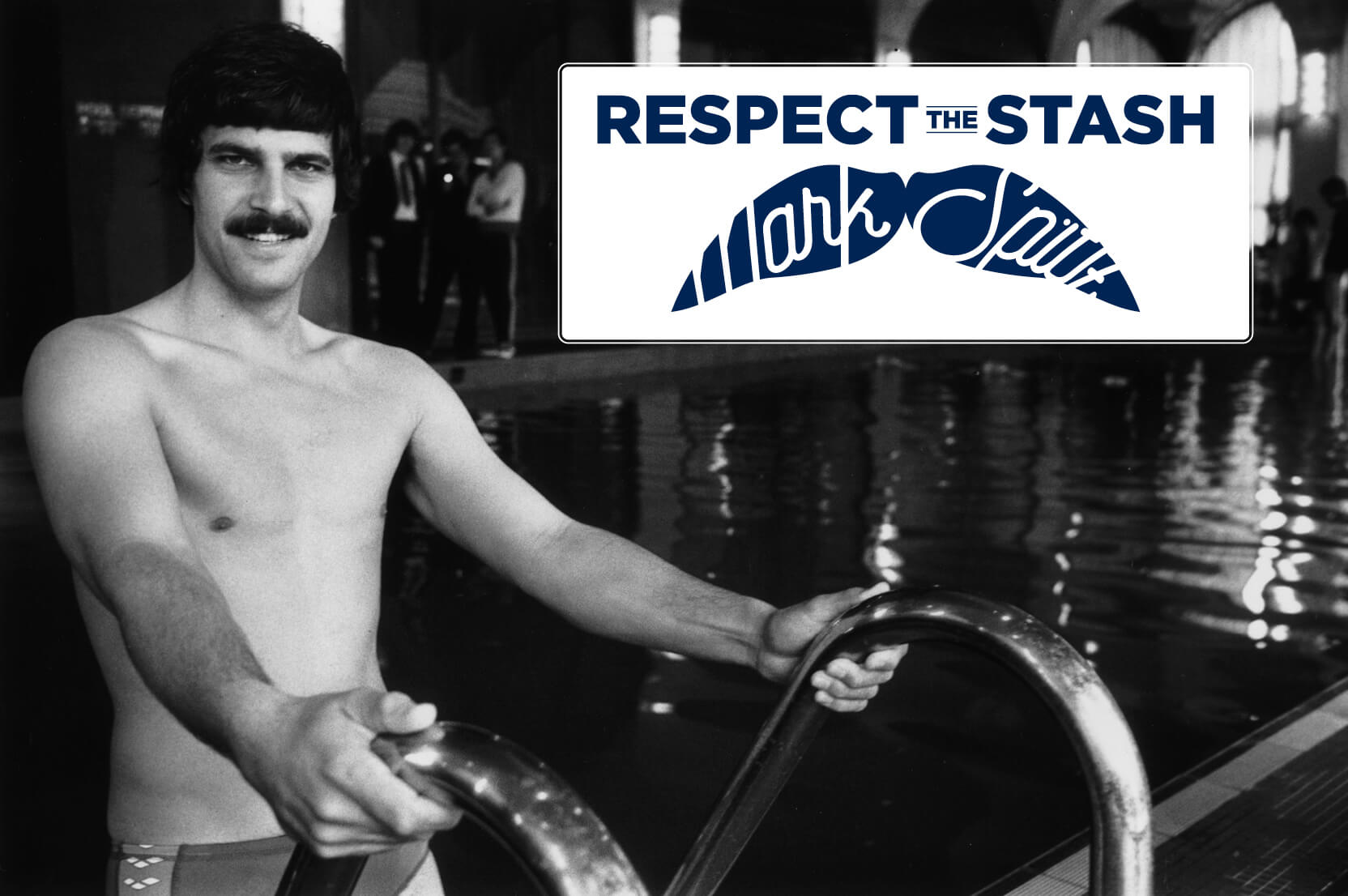 Mark Spitz heritage collection