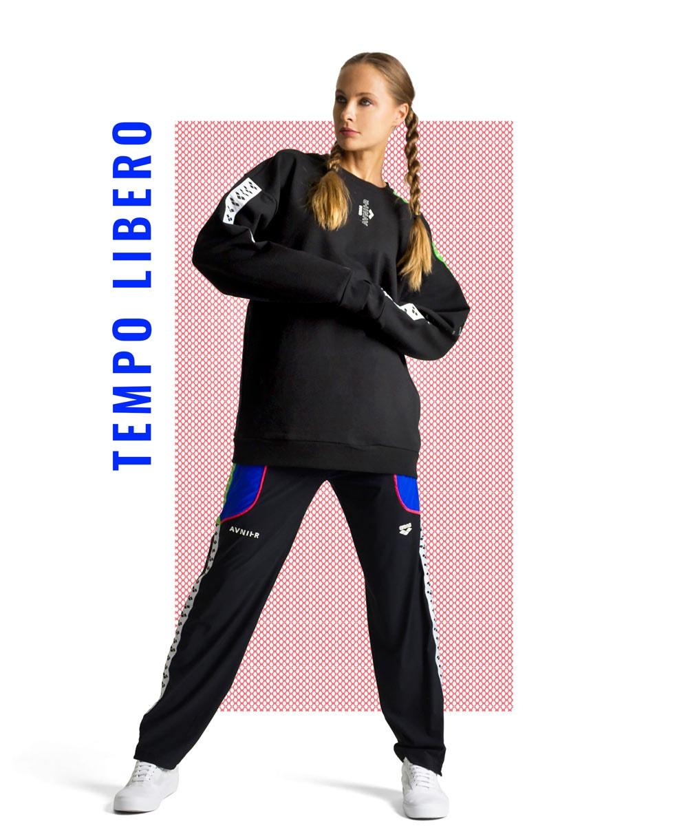 arena avnier abbigliamento streetwear donna