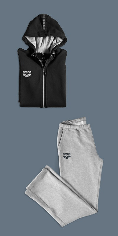 arena essentials apparel