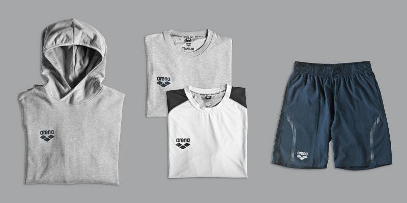 arena essentials sportbekleidung