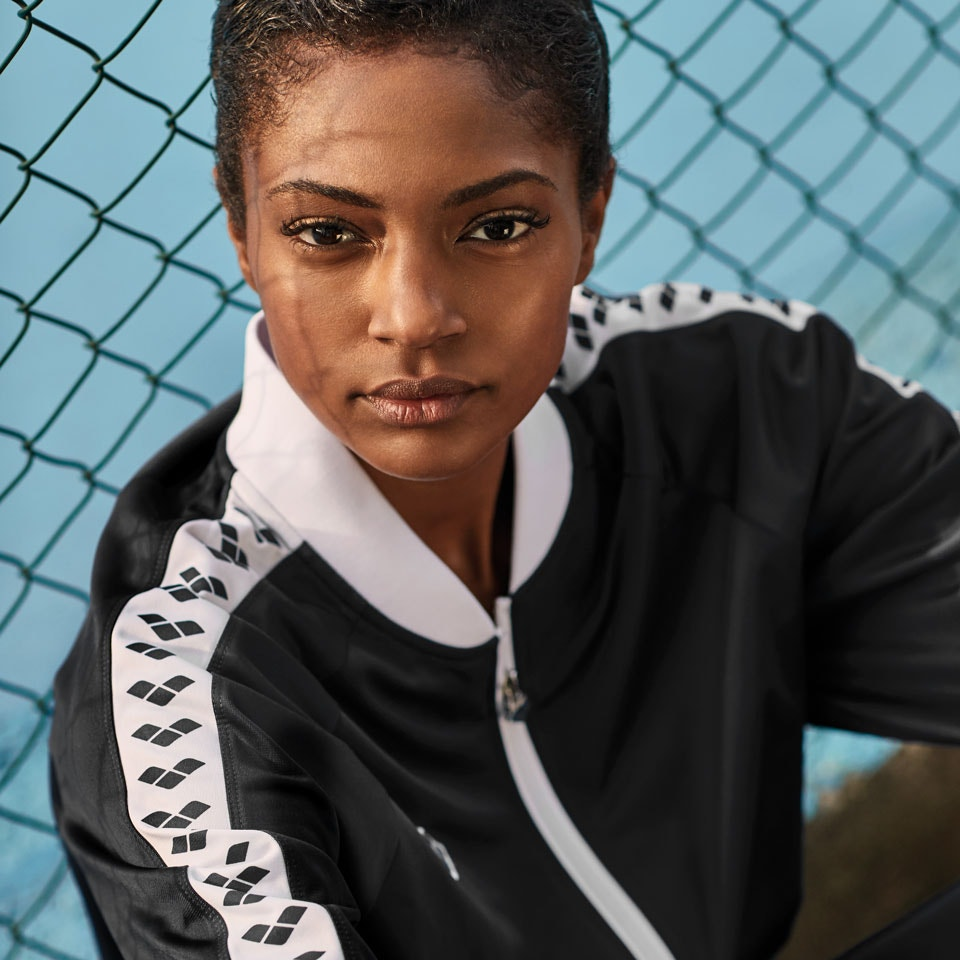 arena icons athleisure women jackets