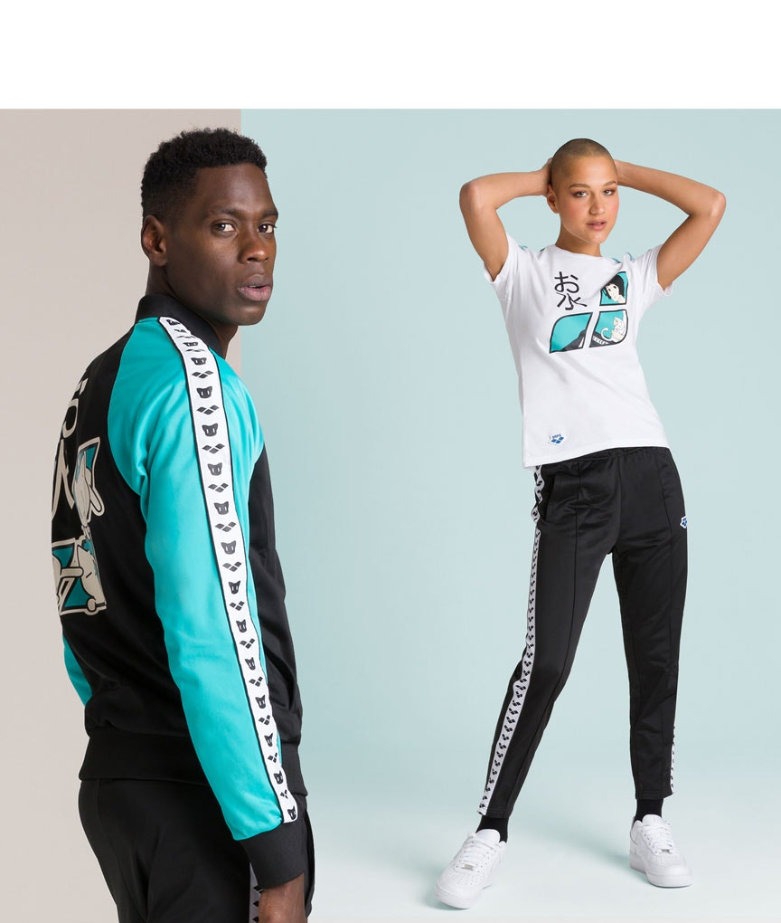 sportswear arena O-Mizu II collection