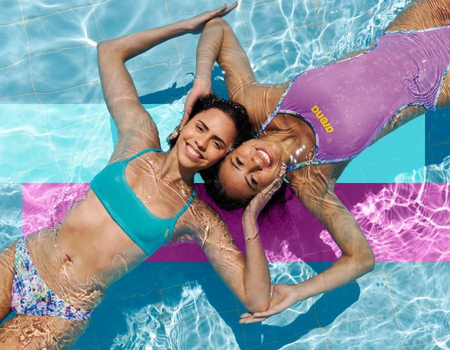 arena Rule Breaker training bikini