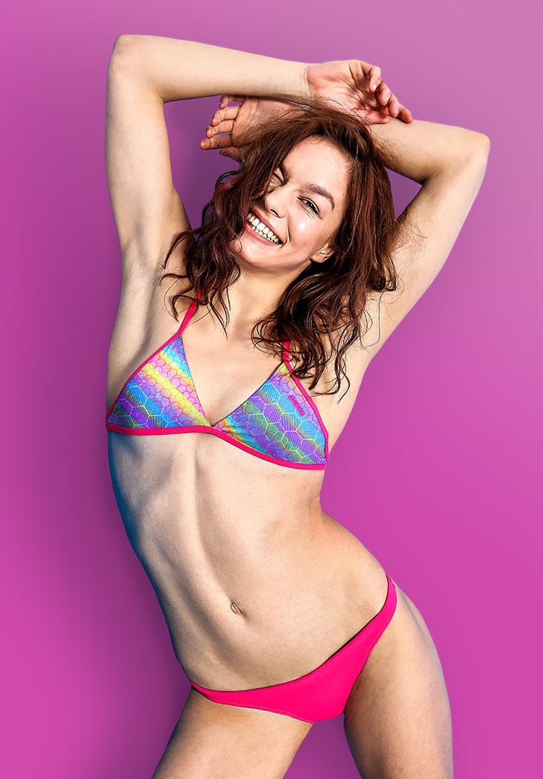 arena rule breaker Trainings-Bikini
