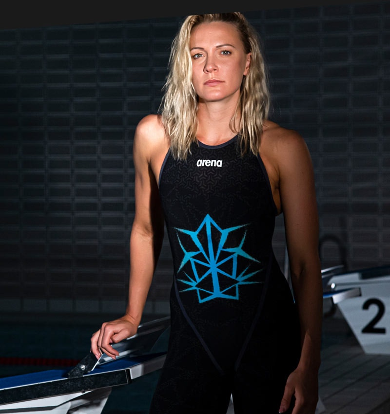 arena women's powerskin carbon glide
