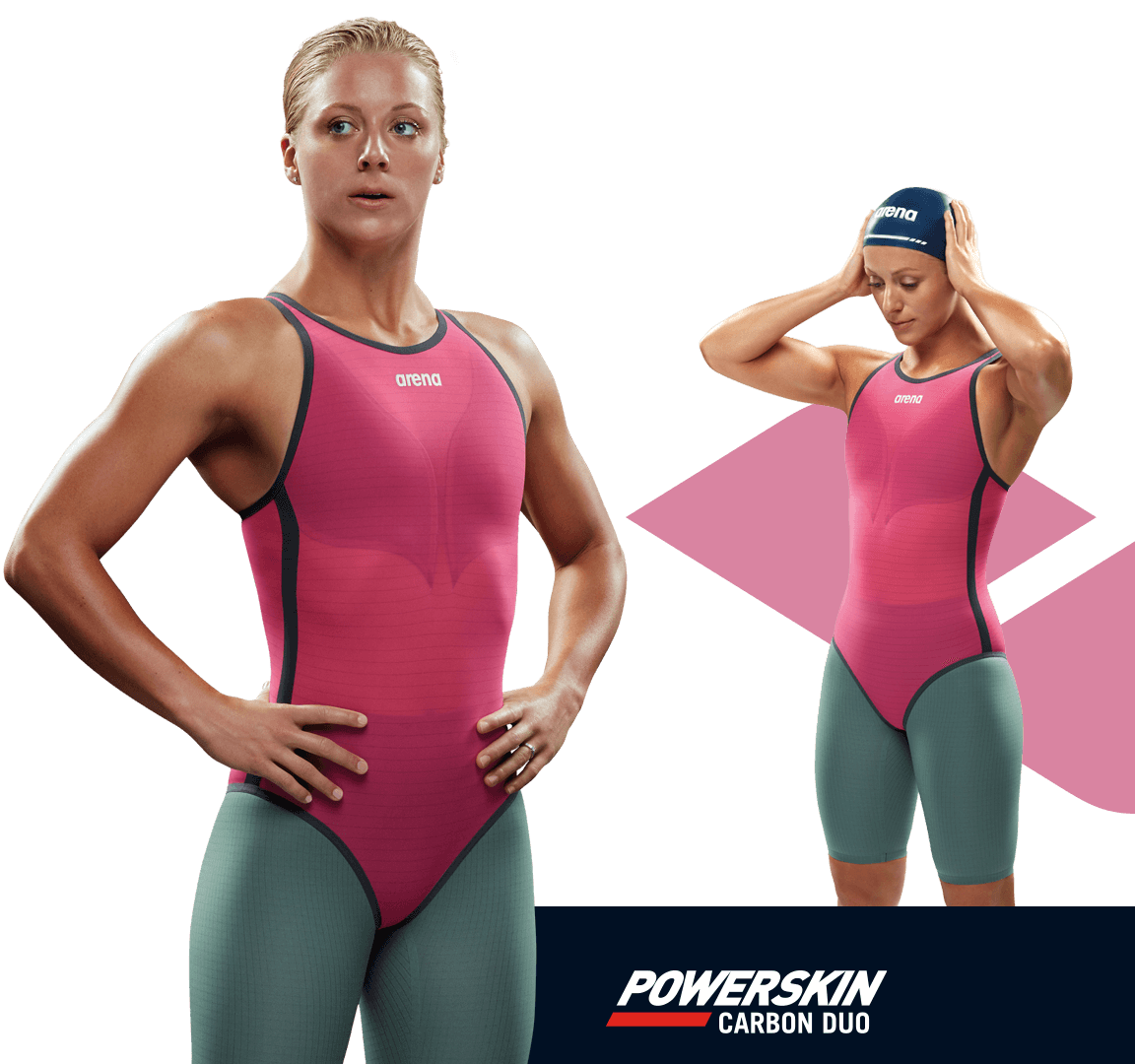 Combinaison arena Powerskin Carbon Duo