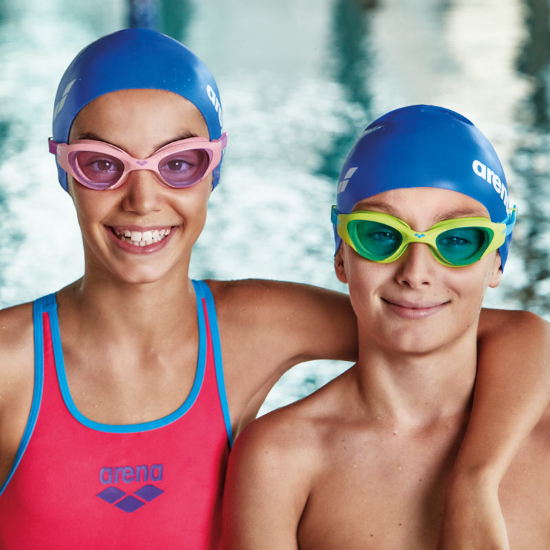 arena The One Trainings-Schwimmbrille